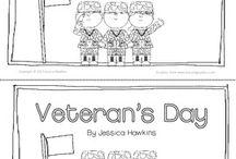 kindergarten Veterans Day