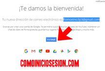 Crear una cuenta Gmail / Crear cuenta Gmail, tutorial en imágenes http://comoiniciosesion.com/crear-cuenta-gmail/ Tutoriales para iniciar sesion en correos electronicos http://comoiniciosesion.com/