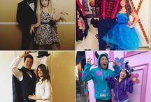 Costumes with Bun Bun