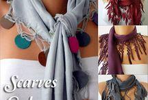 Scarves I Love