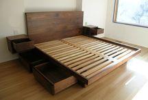 cama japonesa...