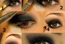 Maquiagem/Cabelo/moda