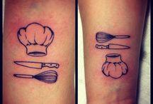 Tatuaggio Dello Chef