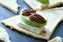 Appetizer Recipes / by Stephanie Basden