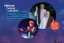 Wadali Brother's & Mame Khan Live