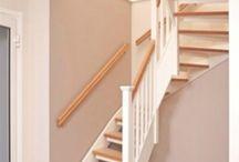 Måla trappan