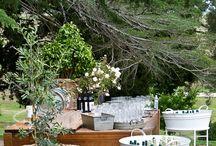 Alexis & Shane | Backyard Wedding