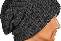 męska czapka wzór / mens hat pattern