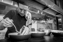 Food / Heerlijke gerechten in restaurant Den Heerd