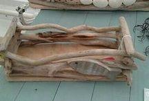 ξυλα θάλασσας κατασκευες