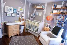 baby rooms / by Olivia van Hoogstraten