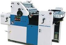 mesin percetakan offset hamada