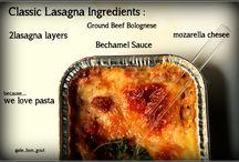 "Classic Lasagna ""Supreme"""