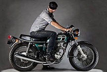 Motorcycles / by Thomas Whitfield