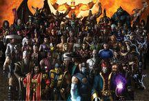 Mortal Kombat / by Raven Willow