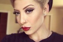 Pin up Make Up