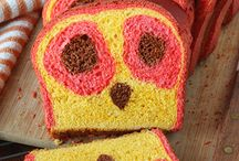 Surprises inside cakes inspiration