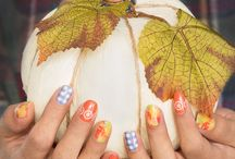 Fall with Jamberry / Autumn inspired Jamberry nail wraps