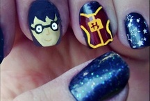 Harry potter / by Mary Milligan