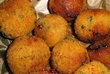 Polpette di patate e tonno