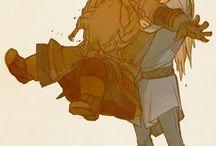 Legolas x gimli