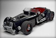 Lego car moc
