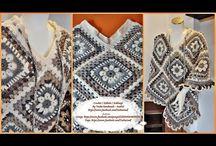 Pañuelos crochet