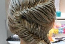 Hair Ideas. / by Megan Noyes