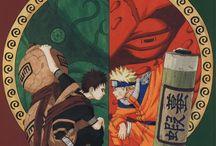 Gaara si Naruto