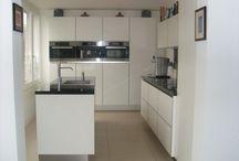 keukens klein maar fijn, alles zit erin.