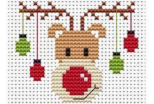 Cristmas cross stitch