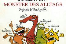 ⭐️ Monster  des Alltags ⭐️