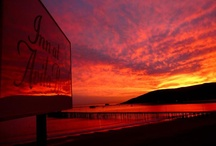 Our Avila Beach Sunsets / No Photoshop Needed!