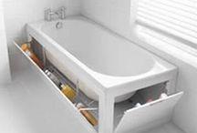 Home Improvement - Bathroom / by Cameron Baker