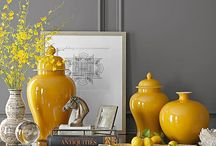 Ginger Jars: From Storage To Stylish / A look at Asian ginger jars as decorative accessories.