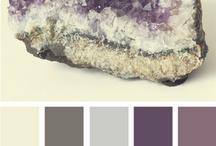 kameny a barvy