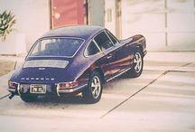 Cars / Older German vehicles