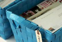 Organize: Paper Clutter / by Kip Britt