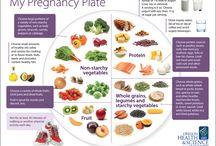Alimentacion y Embarazo