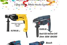 Black Friday Specials 25 Nov 2016 , 1 DAY ONLY , While Stocks Last