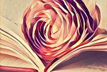 Love book / Book love rose pink