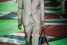 Male Fashion trends from catwalk / Male fashion trends
