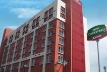 Hotel Courtyard by Marriott Puebla / Hoteles