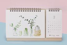calendar desing
