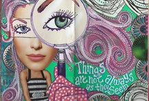 ARTist Luv~ Ginny Markley / by Kathie Gadd