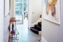 Flooring / by Elizabeth Matustik