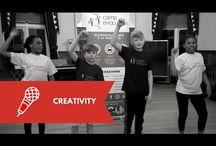 CREATIVITY / Residential Camps, Summer Camps, Activities for kids, Half term activities, Soft skills, personal development, fun, games, CLOTC, Essex, Cheshire, Financial awareness