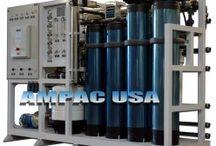 Reverse Osmosis / Ampac USA - Manufacturer or Premium Reverse Osmosis, Seawater Desalination and Water store Equipment.