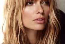 Hairstyles for fine hair and oval face