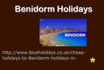 Benidorm Holidays